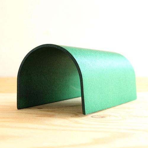 MICKI トンネル緑