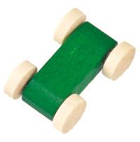 スロープ車緑