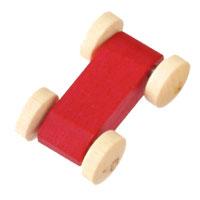 スロープ車赤