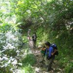登山&キャンプ 1日目
