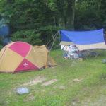 登山&キャンプ 3日目