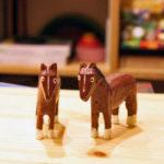 貫禄(?)の馬