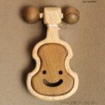 バイオリンのラトル