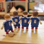 もうすぐワールドカップ