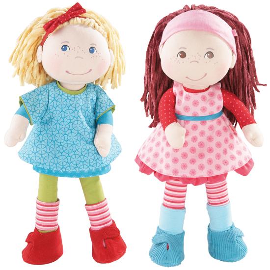 HABA ソフト人形   遊びとおもち...