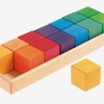 グリムス 色と形つみき(5種)