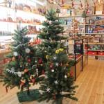 店内クリスマスの様子