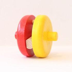 ニックスロープ 2色円盤