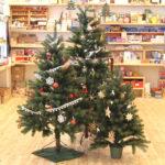 クリスマスツリー揃いました