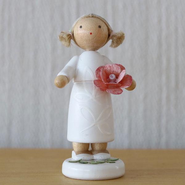 フラーデ・花の妖精バラピンク