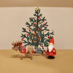 クリスマスツリーの記憶