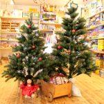 クリスマスツリー選び