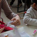イタリア芸術教育WSーアレッサンドラさんをお迎えしてー