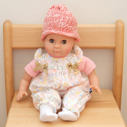 シルトクレート人形