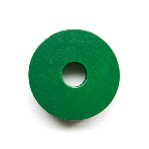 プラステンコマ単品 緑