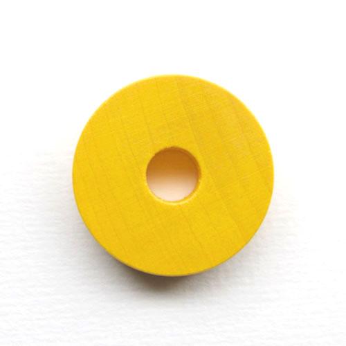 プラステンコマ単品 黄