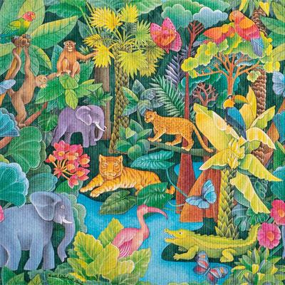 【包装】ジャングル