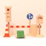 ベック社の道路標識