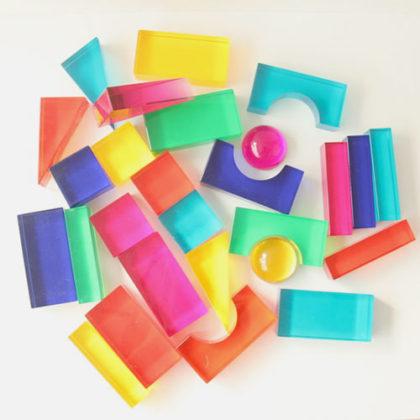 デュシマ Luxyブロック・カラー
