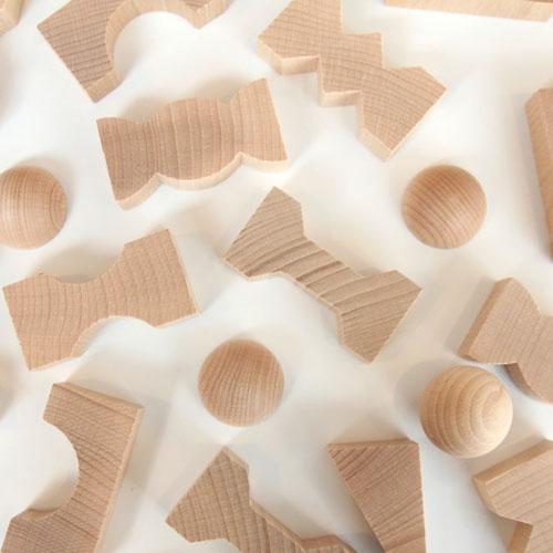 バリエーション積木3種ミックス