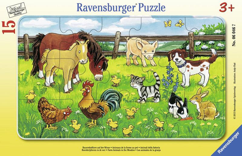 15p農場の動物たち