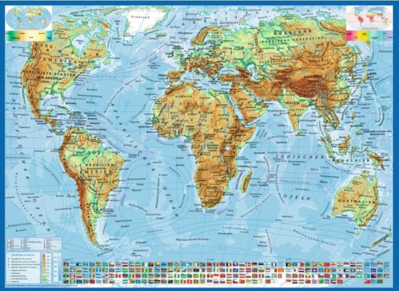 300p地図と国旗
