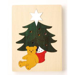 2重パズル クリスマスツリー