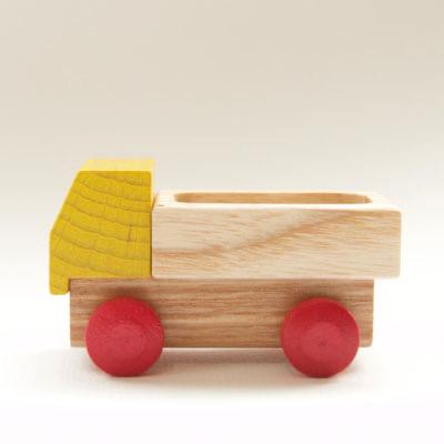 BEトラック黄
