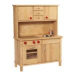 N木製キッチン
