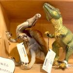 くるしい恐竜
