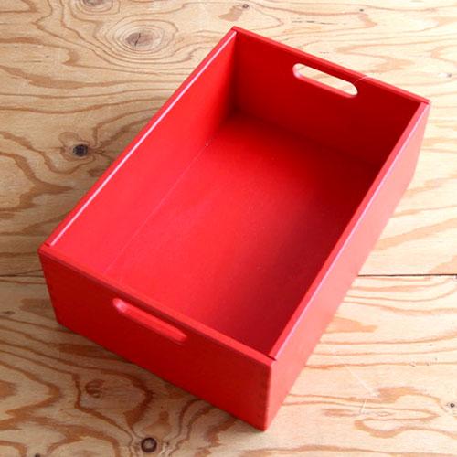 デュシマおもちゃ箱・赤