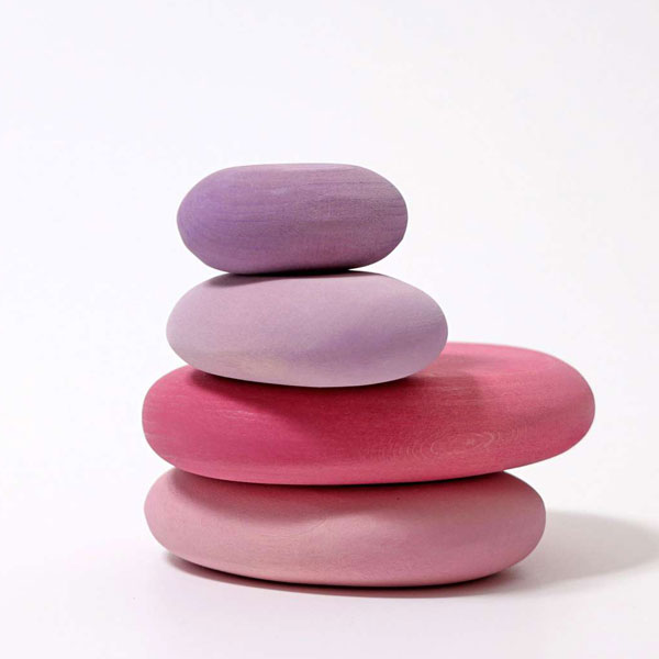 グリム色の石 GMストーン・ピンク