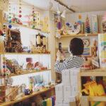おもちゃ屋の仕事