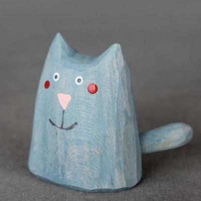 Kočka malá - modrošedá 子ねこ・ブルーグレー