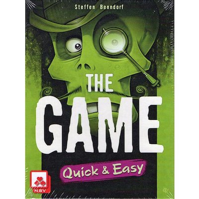 The game quick & easy(NSV版)