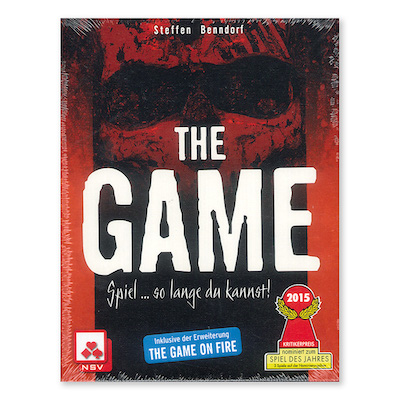 THE GAME(NSV版)